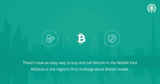 You can now buy bitcoin in UAE with bank transfers