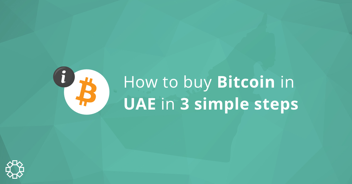 Buying Bitcoin in UAE
