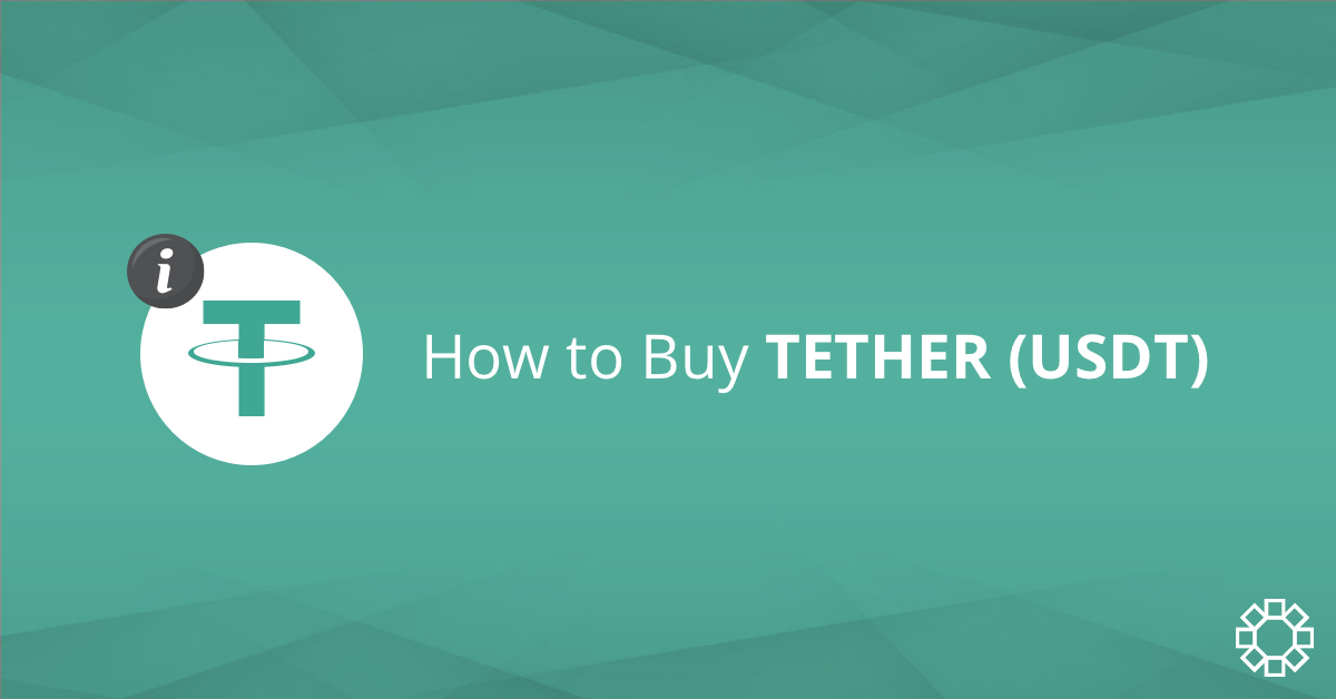 How to buy Tether (USDT)